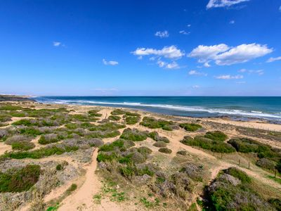Photo for Seafront beach apartment in Costa Blanca