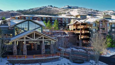 Photo for Westgate 2bdrm/2bath luxury condo with ski in/out at The Cayons Park City