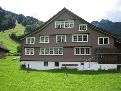 Holiday house Stein SG for 6 - 8 persons with 4 bedrooms - Farmhouse