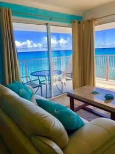 Photo for Cozy Ocean Front Vacation Condo