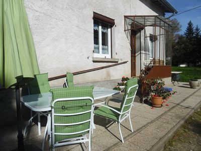 Photo for Gîte 2 * Auvergne Near Thiers exit 29 A89 Parc Livradois Forez 6 p 3 ch