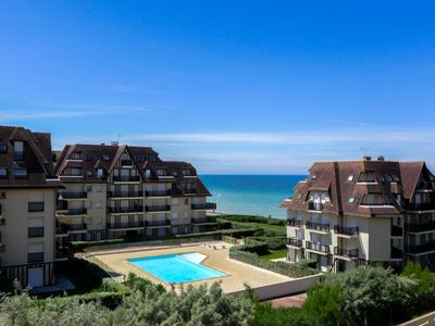 Photo for Apartment Cabourg 2000 in Cabourg - 4 persons, 1 bedrooms