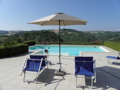 Photo for 1BR Lodge Vacation Rental in Massa Fermana, Marche