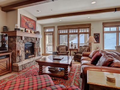 Photo for Luxurious Ski in/Ski out condo w/ High End furnishings!