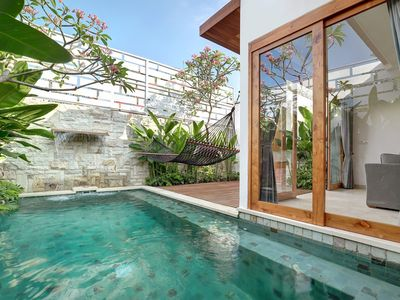 Photo for 1 Bedroom Private Pool Villa  with Rooftop