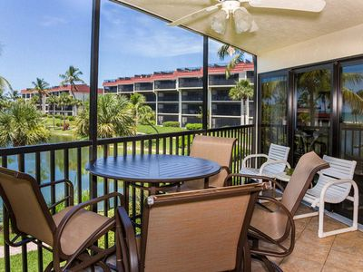 Photo for Three Bedroom Condo with Gulf and Pool View! Pointe Santo C23