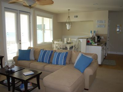 Photo for Top Floorview on the Lazy River/Sunset pool at Pointe West.