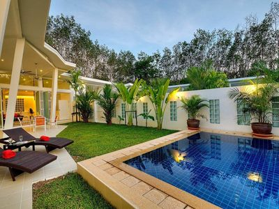 Photo for Banana villa is a place of calm and serenity