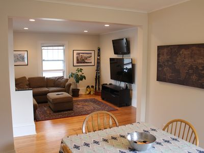 Photo for Newly Renovated 4 Bed 2 Bath, Great Location For Superbowl 52