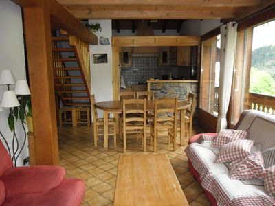 Photo for CHALET INDIVIDUAL TO CONTAMINATED MONTJOIE QUIETLY SITUATED