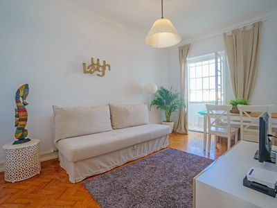 Photo for Apartment 477 m from the center of Lisbon with Washing machine (645876)