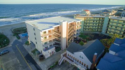 Photo for Oceanfront 2 Br. Pool, Amazing View ST 102