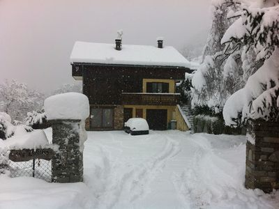 Photo for house near MERIBEL / COURCHEVEL and BRIDES LES BAINS gondola