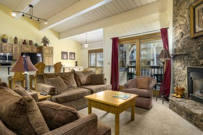 Phoenix 208 - a SkyRun Steamboat Property - Bright and open upstairs four bedroom four bathroom condo at The Phoenix