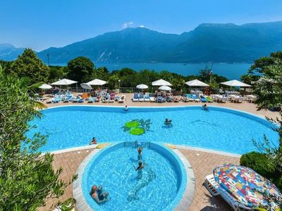 Photo for Mobile Homes Garda, Limone  in Westlicher Gardasee - 5 persons, 2 bedrooms