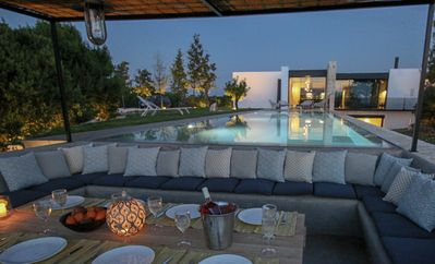 Photo for Luxurious Secluded Architectural Villa - outstanding panoramic views.