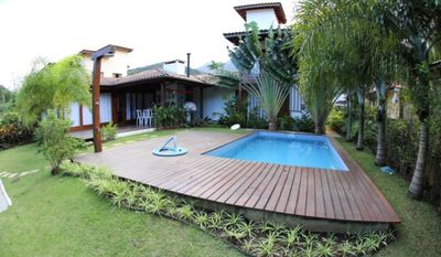 Photo for Charming house with 4 bedrooms, swimming pool, p / 08 p. - Gated community