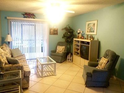 Photo for 2BR Apartment Vacation Rental in New Smyrna Beach, Florida