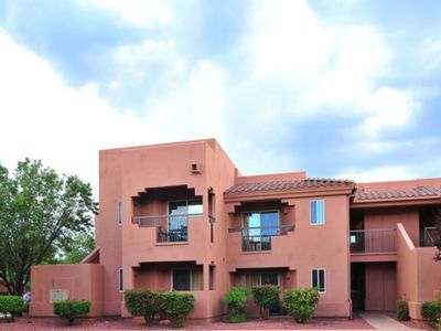 Photo for Great Sedona 2BDR for 8; Great Amenities
