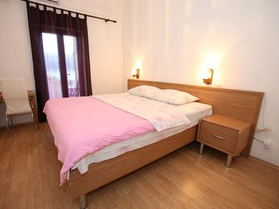 Photo for Rooms Tanja with the Sea View / Double Room Tanja 2 with Balcony and Sea View