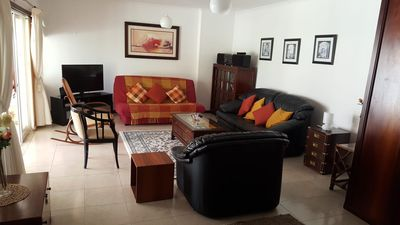 Photo for Spacious two bedroom apartment with WiFi  ideally located in heart of Vilamoura
