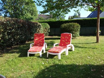 Photo for WIFI CLOSED GARDEN MAISONETTE Classified 3 *** 20 AU 27/4 360 €