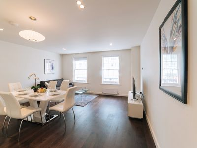 Photo for 3 BEDROOM SUITE FOR 8 GUESTS - FLAT 2 - THE SOUTH KENSINGTON COLLECTION