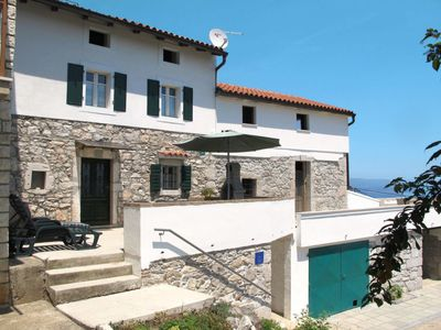 Photo for 2 bedroom Villa, sleeps 6 in Mošćenice with Air Con and WiFi