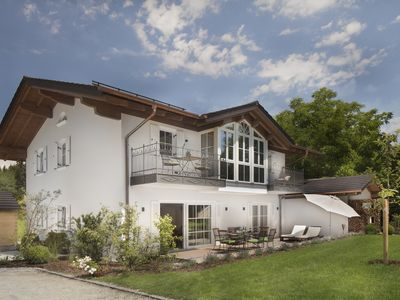 "Photo for New! Luxury accommodation ""Galerie"" - two balconies - near Chiemsee"
