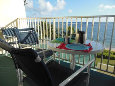Monthly Stay-Cation, Beachfront, Spectacular View, Furnished, All Amenities,