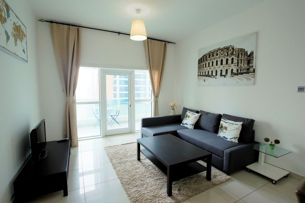 New 1BD With Beautiful Marina View