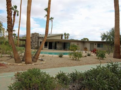 Photo for De Anza Country Club; Mid Century Home With Pool!
