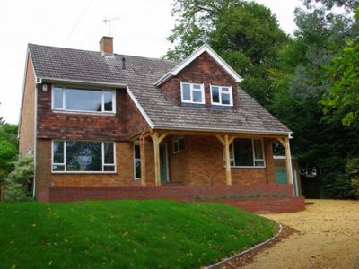 Photo for Five Bedroom Holiday Home In The Heart Of The New Forest