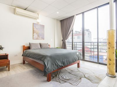 Photo for ⭐️Fancy Homestay★Old Quarter★Jacuzzi/River View⭐️
