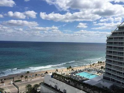 Photo for Luxury King  Hotel Suite at the Fort Lauderdale beach