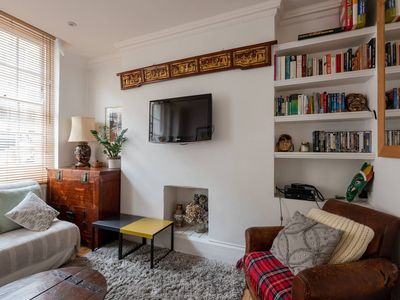 Photo for Fantastic 2 bedroom flat in the heart of London