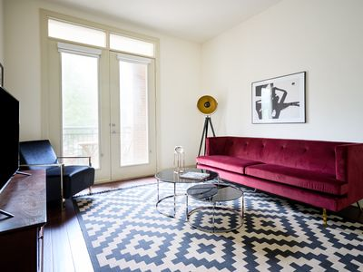 Photo for Chic 1BR in Uptown by Sonder