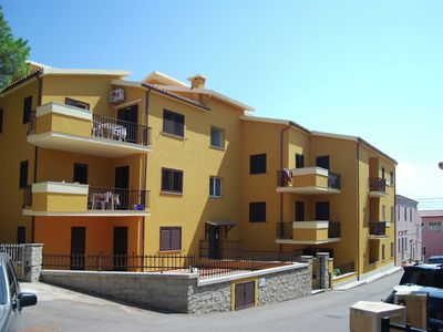 Photo for Apartment in residence 500m from sea in the nice town of Santa Teresa Gallura
