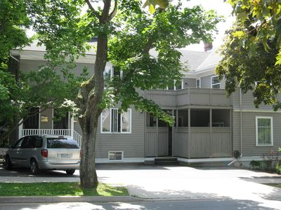 "Photo for "" THE NORWOOD ""   # 6372 ,Nice 2 Br Ctre of Halifax,  DecK , Parking ,"