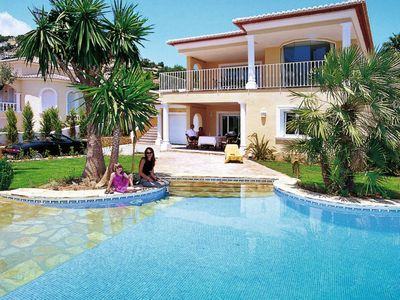 Photo for Vacation home Casa Hermosa (MRA500) in Moraira - 8 persons, 4 bedrooms
