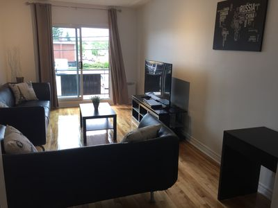 Photo for 3BR Apartment Vacation Rental in Montréal, QC