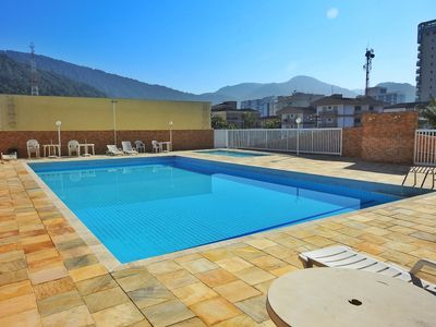 Photo for FIT FRONT SEA WITH POOL, BARBECUE, 2 COVERED VACANCIES, 8 PEOPLE