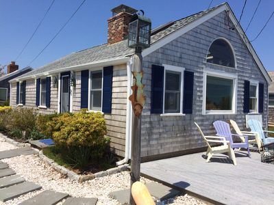 Photo for Chatham ocean view cottage