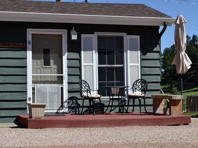 Photo for 1BR Cottage Vacation Rental in Rapid City, South Dakota