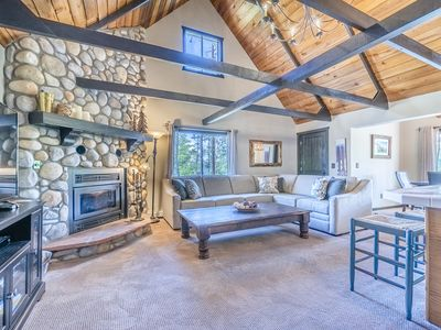 Photo for Stunning 3 bedroom house. Private hot tub. In Town of Winter Park