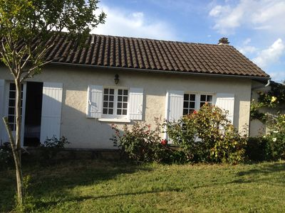 Photo for IN PERIGORD FAMILY HOME IN A BIG AREA OF NATURE CLOSE SITES