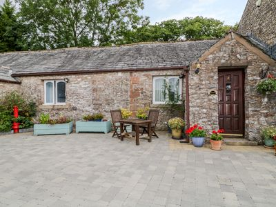Photo for ROSEGARTH COTTAGE, romantic, with a garden in Newby, Ref 972244