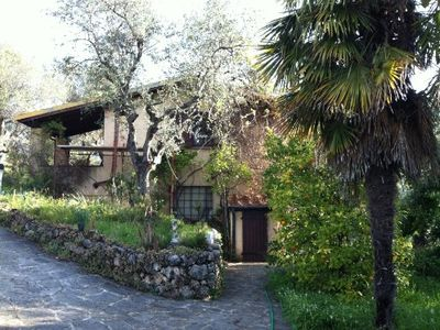 Photo for Large Tuscan house with 5 bedrooms, 4 bathrooms, pool, sauna, 2 terraces