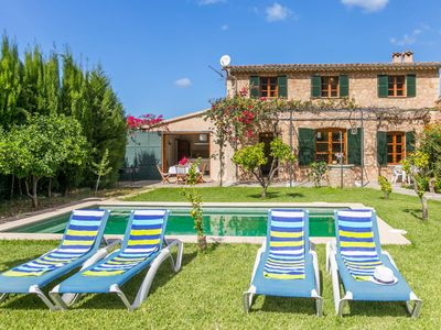 Photo for Beautiful Mallorcan Villa with pool in Soller