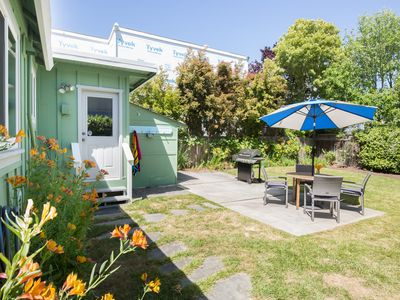 Photo for Sunny Cove Cottage just a few blocks from 3 premiere Santa Cruz beaches!